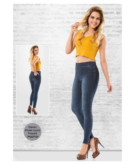 WOMEN JEANS TIGHTS EMN-805